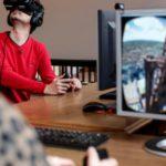 Casque de réalité virtuelle pour visuasliser le patrimoine