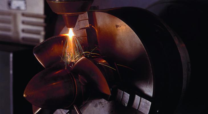 Usine de fabrication additive métal