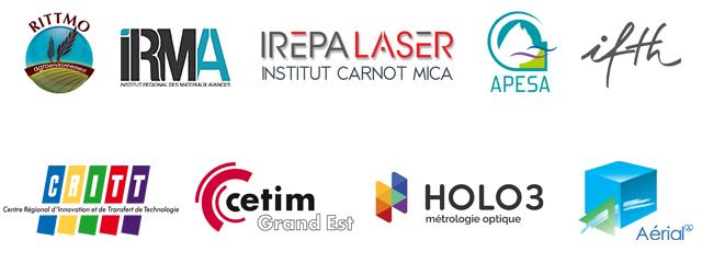 Logos membres CRT et CTI