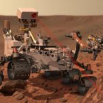 Curiosity le robot sur mars zéolites