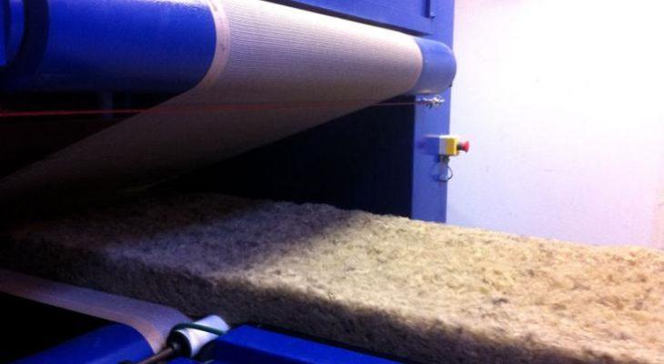 Une solution innovante pour le recyclage de fibres non-feu