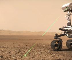 Mars 2021 : l'IS2M, membre du Carnot MICA, a développé une pastille de zéolithes pour le Rover Perseverance